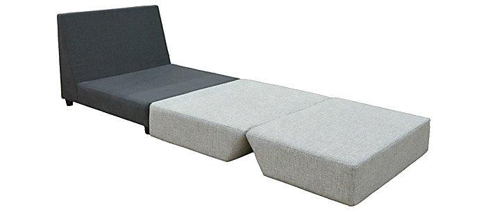 Fotelj z ležiščem TONE