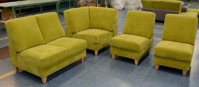 Modularne sedežne garniture