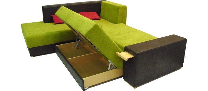 Sedežna garnitura z ležiščem